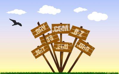 Changing Domain Names